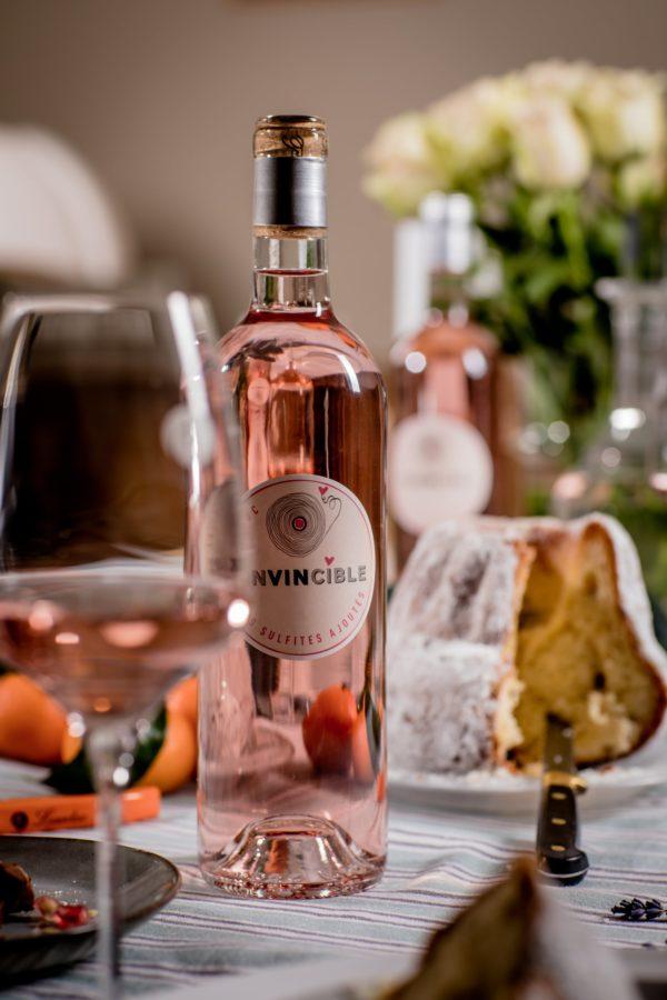 Invincible Rosé Maison Grandeau